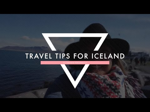 Travel Tips for Iceland & The Golden Circle