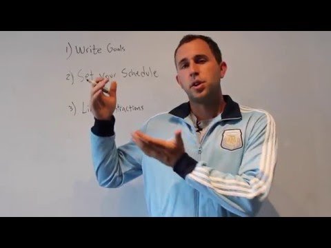 AWESOME Motivation For Soccer Players | How To Set Goals