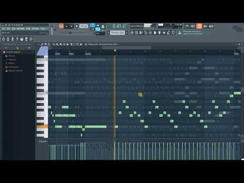 FL Studio 12.9 Multiple Time Signature demo