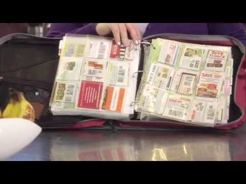 Get It Free's Extreme Couponing Tutorial : Materials and Organization