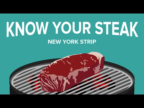 Know Your Steak | New York Strip