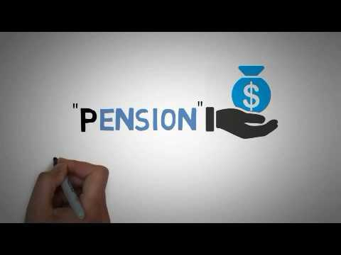 how to earn lifetime pension / plan your retirement