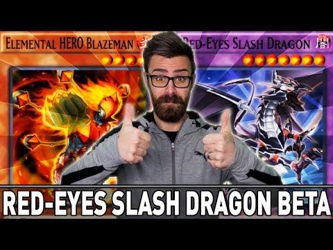 RED-EYES SLASH BETA! | YuGiOh Duel Links Mobile & Steam w/ ShadyPenguinn