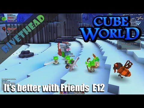 Cube World Season 7 - E12-
