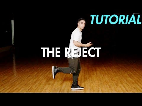 How to do The Reject Step (Hip Hop Dance Moves Tutorial) | Mihran Kirakosian