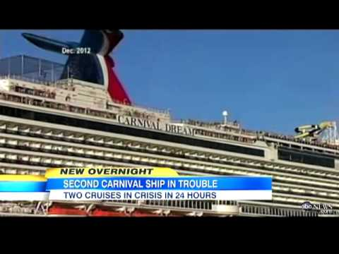 Carnival CRUISE Woes: Technical Issues Cut Vacations Short | Carnival cruise STUCK