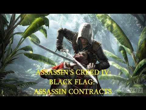 Assassin's Creed 4: Black Flag: Assassin Contract #1 ''The Spanish Commander'' (Havana 1/6)