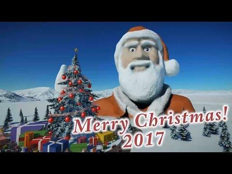 Giant Christmas Tree Coaster - Planet Coaster (Christmas 2017)