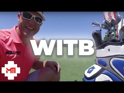 Golf What's In The Bag With Jim Waldron