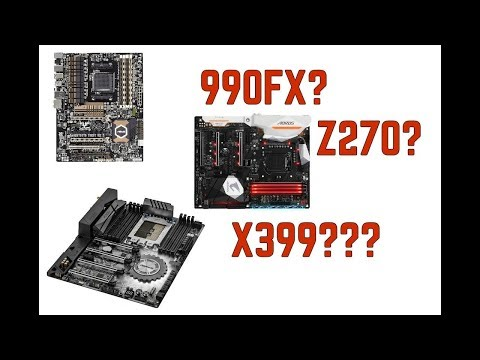 Too Many Chipsets? The Differences Between Intel and AMD Motherboards