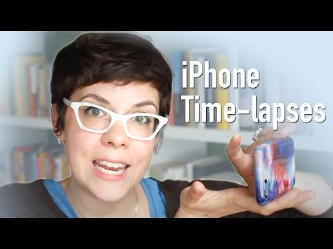 iPhone Time-Lapse Tutorial   Adrienne Stortz