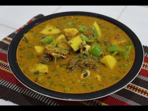 🇮🇳🇬🇧 Lamb Potato Curry Recipe Indian Masala Pressure Cooker Version