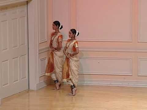 Kalanidhi Dance: Traditional Kuchipudi from Maryland