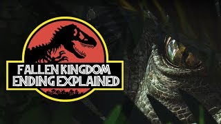 Download Jurassic World: Fallen Kingdom Ending Explained + Potential Sequel Theories Video