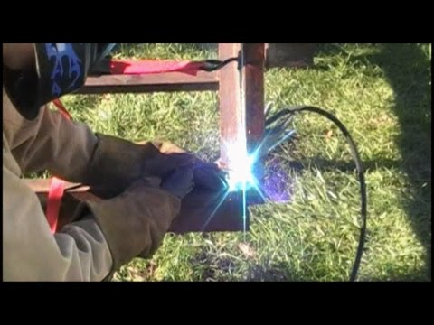 16 Foot Trailer Rehab Project Part 4 Welding and Fender Fab