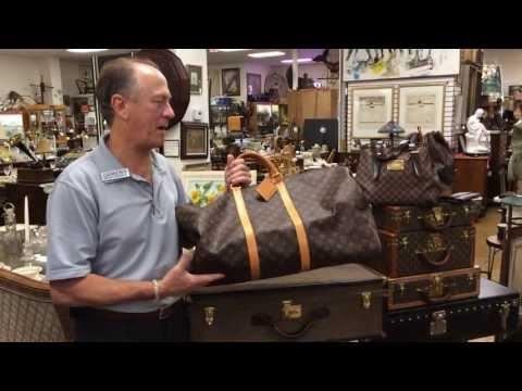 Louis Vuitton Keepall Bandouliere 60 Duffel Bag