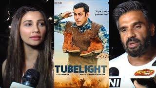 Bollywood Stars React After Watching Salman Khan
