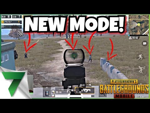 NEW 100 PLAYERS SMALLER MAP MODE! NEW WINDOWS and BOTS!   PUBG MOBILE