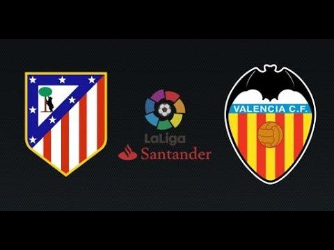 Valencia  vs Atletico Madrid  - La Liga IN LIVE STREAMING  14/02/20