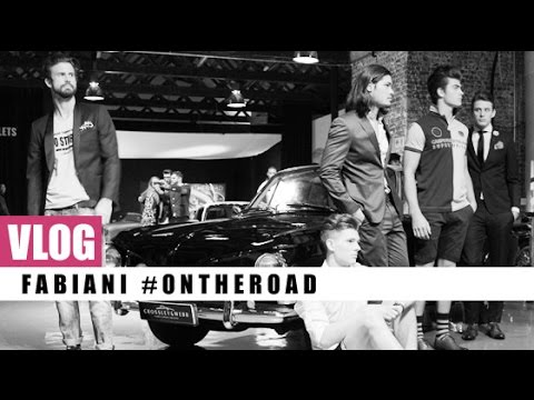 VLOG! Fabiani #OnTheRoad Spring/Summer 2015 Collection Launch