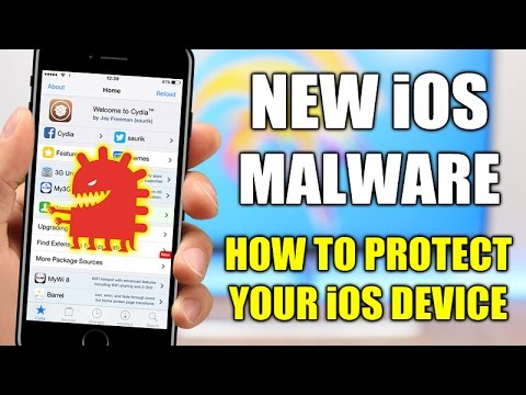 New iOS Malware - How To PROTECT Your Device !