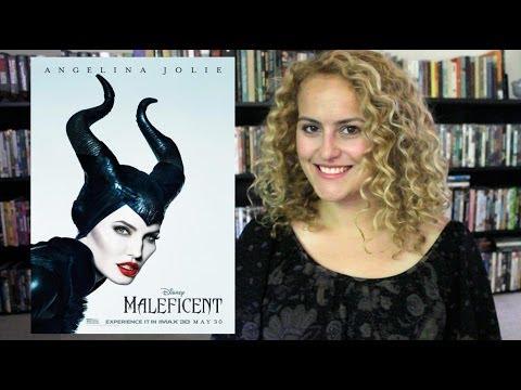 Maleficent (2014) Movie Review | Starring Angelina's cheek bones