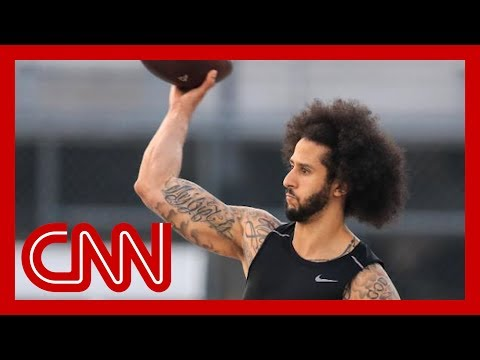 Xxx Mp4 Colin Kaepernick S NFL Workout Abruptly Moved Over Transparency Concerns 3gp Sex