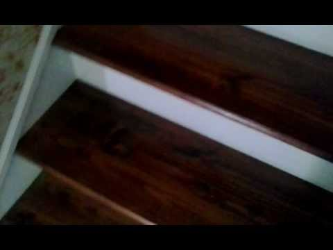 How to pine inter stair tread.. 2