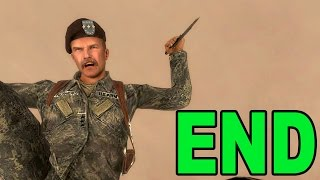 Modern Warfare 3 - Part 17 - The End (Let