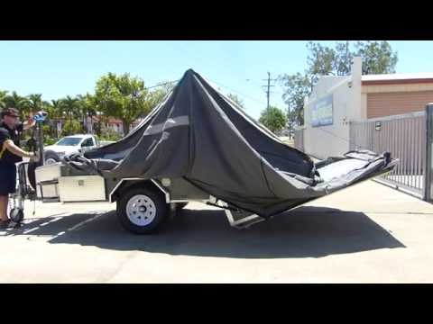 Oasis Camping - Hard Floor Closing Setup
