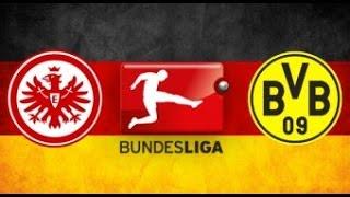 Прогноз на матч Айнтрахт Франкфурт - Боруссия Дортмунд 26 .11.16