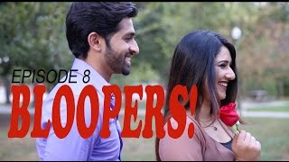 HUM KAHAN CHAL DIYE EPISODE 8 BLOOPERS! - DhoomBros