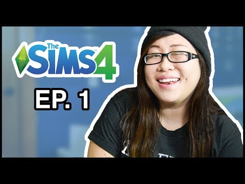 Netflix & Chill w/ Alex Danvers | The Sims 4 Lets Play - Ep 1