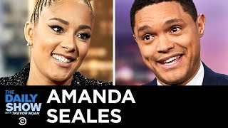 """Download Amanda Seales - Bringing Authenticity and Empowerment to """"I Be Knowin'"""" 