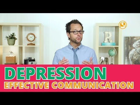 Parenting depressed child with Effective Communication | How to deal with depression