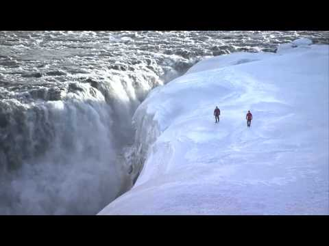 Europe´s most powerful waterfall is in Iceland