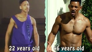 Will Smith ★ Mindset And Body Transformation