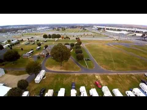 Charlotte Speedway and Glenwood Acres RV, Concord, NC 2015