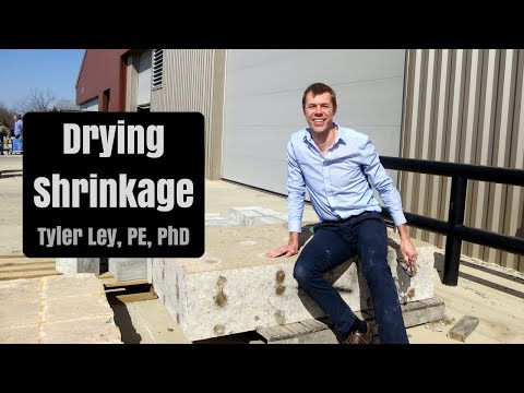 Drying Shrinkage – Hardened Concrete Quality Control Tests pt 2