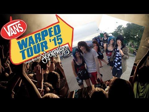 Houston Warped Tour 2015
