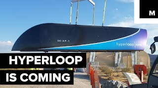 Hyperloop travel