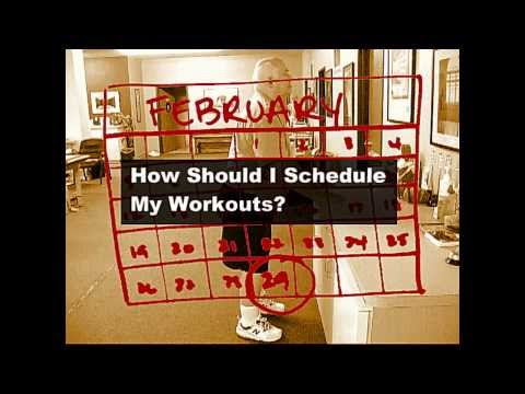 3 Ways to Schedule Your Workouts for the Best Results