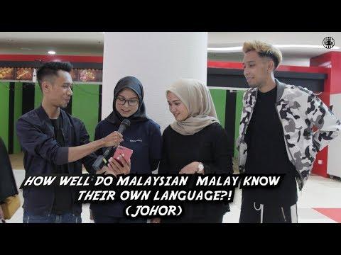 Xxx Mp4 How Well Do Malaysian Malays Know Their Language 3gp Sex