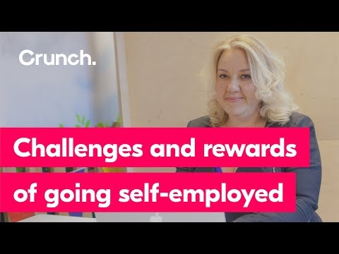 Challenges and rewards of going self-employed