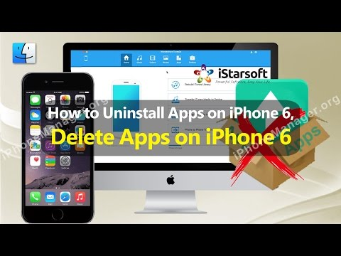 How to Uninstall Apps on iPhone 6,Delete Apps on iPhone 6