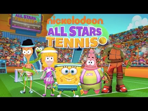 Nickelodeon All-Stars Tennis (Nickelodeon) - Best App For Kids