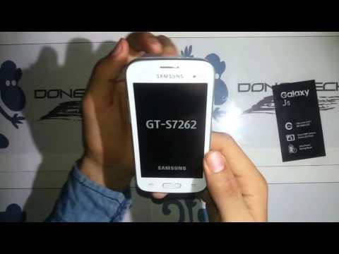 Samsung Galaxy Star Plus Hard Reset