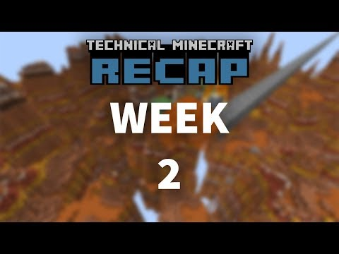Technical Minecraft Recap | Ep. 2 | Its been a while.