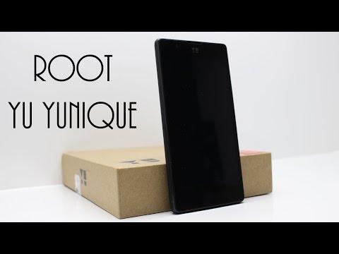How to root YU Yunique YU4711