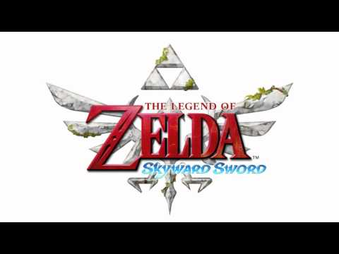 The Legend of Zelda: Skyward Sword - Main Theme (Extended, No Sound Effects)